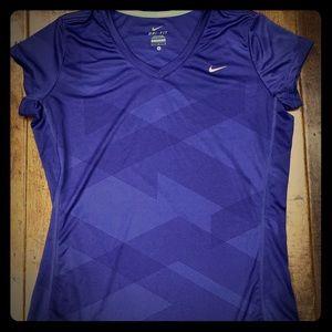 Nike drifit T-shirt size large